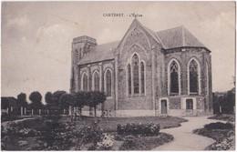 50. CARTERET. L'Eglise - Carteret