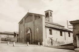 Cartolina - Borgoratto Alessandrino - Chiesa Parrocchiale - 1960 Ca. - Alessandria