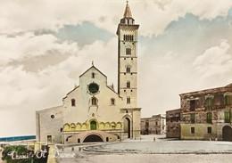 Cartolina - Trani - Il Duomo - 1950 Ca. - Bari