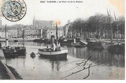 A/ 309            56       Vannes           Le Port , Vu De Rabine - Vannes