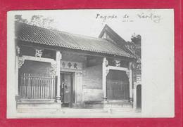 Pagode De LAO-KAY - Vietnam