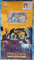 France 2021 - Enveloppe Phil@poste 2021 - Jean De La Fontaine - Avec Ou Sans Le Catalogue - Prêts-à-poster: Other (1995-...)