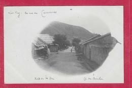 LAO-KAY- La Rue Des Caravanes - Vietnam