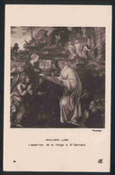 Florence - Philippo Lippi - Apparition De La Vierge à Saint Bernard - Albert Noyer - Zonder Classificatie