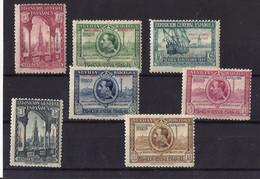 MARRUECOS **121/2-123-127-129/31-nuevo Sin Charnela. Cat.112,85 € - Marocco Spagnolo