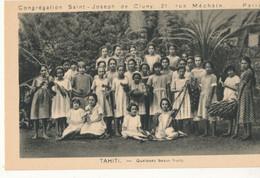 TAHITI )) Congrégation St Joseph De Cluny / QUELQUES BEAUX FRUITS - Tahiti