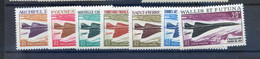 Timbres PA Série Concorde 1969 1er Vol Cote 300€ LUXE** GOMME ORIGINALE - Altri