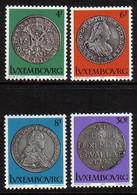 Luxemburg 1981 Coins Y.T. 975/978  ** - Nuovi