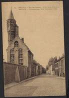 BRUGES * BRUGGE * CARMERSSTRAAT * SAINT SEBASTIAAN GILDE * 1925 * 2 SCANS - Brugge