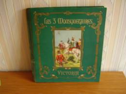 Album Chromos Images Vignettes Chocolat Victoria *** Les 3 Mousquetaires N° 2 *** - Sammelbilderalben & Katalogue
