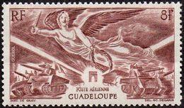 Anniversaire De La Victoire. Détail De La Série Guadeloupe N° PA 6 ** - 1946 Anniversaire De La Victoire