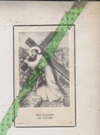 Sylvie Herman-Claerhout (Marcke 1878) En Remy Huys-Claerhout (Marcke 1903), Mouscron 1956 - Décès