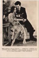 CPA AK Dorothy Jordan En Johnny Mack Brown FILM STAR (1135427) - Actors