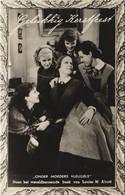 CPA AK Gelukkig Kerstfeest FILM STAR (1135482) - Actors