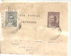 FAJA POSTAL  IMPRESOS - Postal Stationery