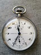 Montre à Gousset Chronomètre En Métal J. Auricoste D'occasion - Watches: Bracket