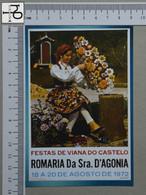 PORTUGAL - ROMARIA D'AGONIA -  VIANA DO CASTELO -   2 SCANS  - (Nº43988) - Viana Do Castelo