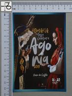 PORTUGAL - ROMARIA D'AGONIA -  VIANA DO CASTELO -   2 SCANS  - (Nº43992) - Viana Do Castelo