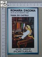 PORTUGAL - ROMARIA D'AGONIA -  VIANA DO CASTELO -   2 SCANS  - (Nº43994) - Viana Do Castelo