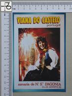 PORTUGAL - ROMARIA D'AGONIA -  VIANA DO CASTELO -   2 SCANS  - (Nº43996) - Viana Do Castelo