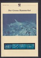 "1999  Montserat  WWF  ""Der Grosse Hammerhai"" Komplettes Kapitel - Lots & Serien"