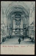 Carte Postale / Postcard / Postkaart / Hasselt / Intérieur Chapelle / Pr. 301 / 1903 / 2 Scans - Hasselt