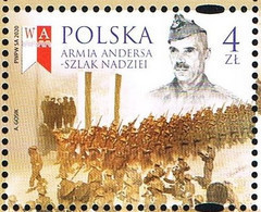 Poland 2020 Anders' Army The Trail Of Hope II WW MNH ** - Nuovi