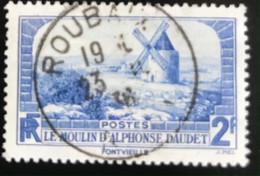 France - République Française -  P5/47 - (°)used - 1936 - Michel 315 - Lettres De Mon Moulin - Usados