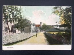 SILVERDALE Lancashire - 1904 - Stationary Co. Skipton - 1 Cm Split Top Left - Other