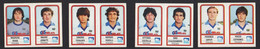 Stikers Panini 1983-84 Calcio Football Pescara Rossi Joriatti Caputi Cotroneo Tovalieri Roselli Cozzella FAS00369 - Italian Edition