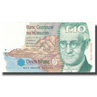 Billet, Ireland - Republic, 10 Pounds, Undated (1993-99), KM:76b, SUP+ - Ireland