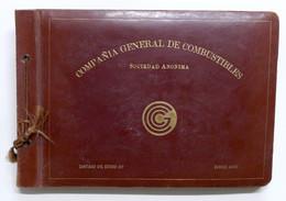 Album Fotografico Compañia General De Combustibles - Buenos Aires - 1957 - Non Classificati