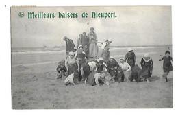 Meilleurs Baisers De Nieuport / 1911 - Nieuwpoort