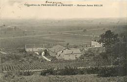 21* PREMEAUX Et PRISSEY  Vignobles Jules BELIN          MA90,0113 - Zonder Classificatie