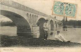 27* COURCELLES  Pont           MA90,0583 - Zonder Classificatie