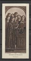 Image Pieuse Art Catholique N° 429 Anges Musiciens  - Van Eyck.... - Devotieprenten