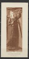 Image Pieuse Art Catholique N° 392   Un Ange Musicien  - Fra Angelico.... - Devotieprenten