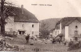 CHASOT  Centre Du Village - Otros Municipios