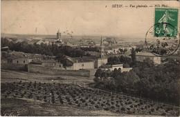 CPA AK SETIF Vue Generale ALGERIE (1145449) - Setif
