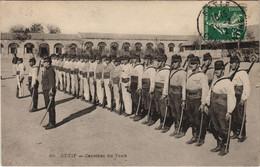 CPA AK SETIF Casernes Du Train ALGERIE (1145451) - Setif