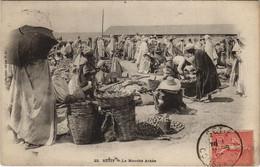 CPA AK SETIF Le Marche Arabe ALGERIE (1145459) - Setif