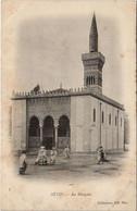 CPA AK SETIF La Mosquee ALGERIE (1145465) - Setif