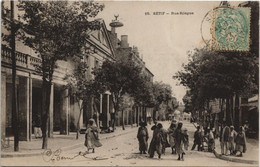 CPA AK SETIF Rue Silegue ALGERIE (1145467) - Setif