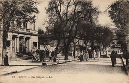 CPA AK SETIF Rue Sillegue ALGERIE (1145468) - Setif