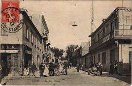 CPA AK SETIF La Rue Trajan ALGERIE (1145472) - Setif