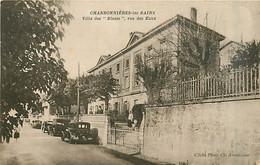 69* CHARBONNIERES LES BAINS   Villa Des Bleuets                  MA95,0783 - Charbonniere Les Bains