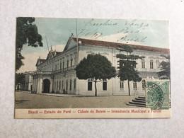 BRAZIL   ESTADO DO PARA - CIDADE DE BELEM - INTENDENCIA MUNICIPAL A FORUM - Unclassified