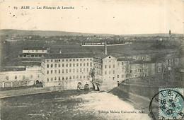 81* ALBI Filature De Lamothe                      MA97,0323 - Albi