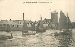 85* LES SABLES D OLONNES  Port                     MA97,0659 - Sables D'Olonne