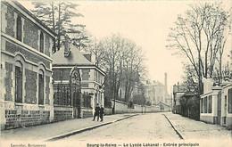 92* BOURG LA REINE  Lycee Lakanal      MA98,0285 - Bourg La Reine